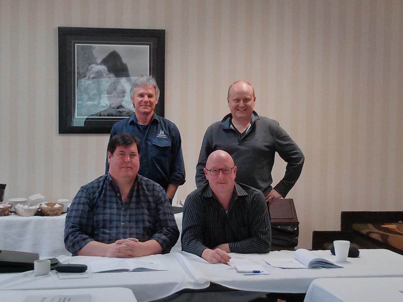 Hamilton Business Case Writing course