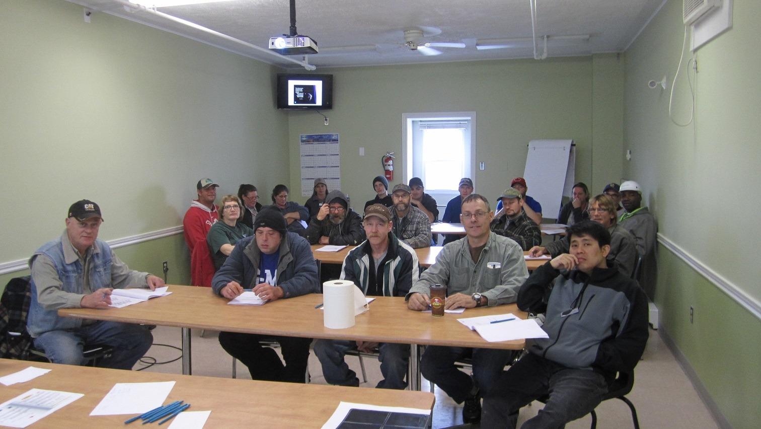 Halifax Continuous improvement course