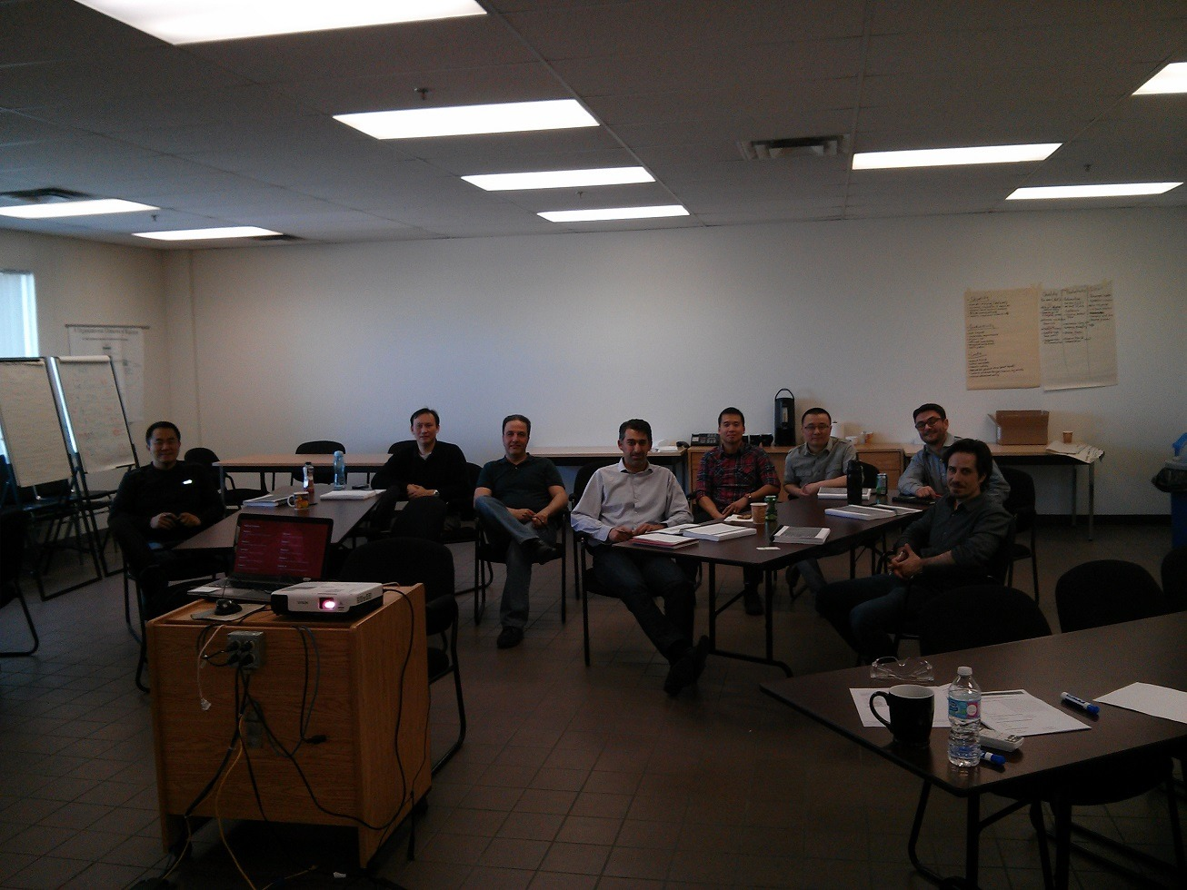 Vaughan onsite PMP course