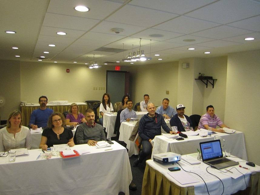 Toronto Six Sigma course