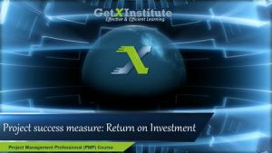 Sample PMP online course video: Project Success Measure Video
