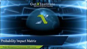 Sample Video: Probability Impact Matrix